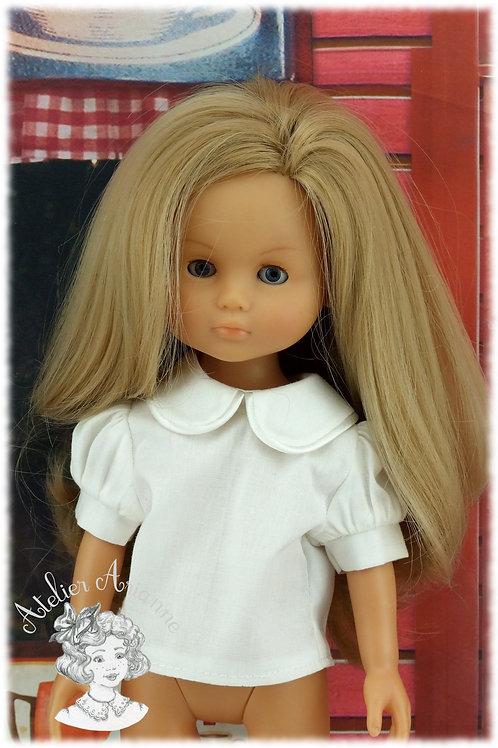Chemise pour poupée Paola Reina