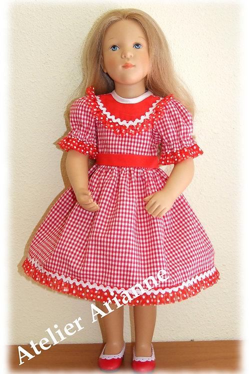Tenue Rebeca  pour poupée Finouche et Cathie de Bella