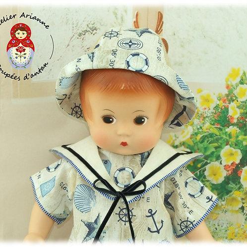 VICTOR - Tenue pour les poupées Patsy et Skippy de 33cm