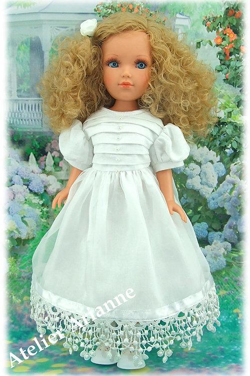 Tenue Solange pour poupées Vidal Royas, Nancy Famosa 40 cm et Cathy de Bella