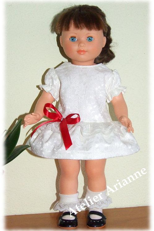 Tenue octobre 1970 pour poupées Modes et Travaux, Marie-Françoise