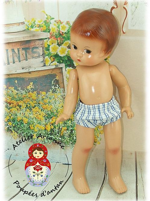 Culotte  pour poupée Patsy et Skippy de 33 cm
