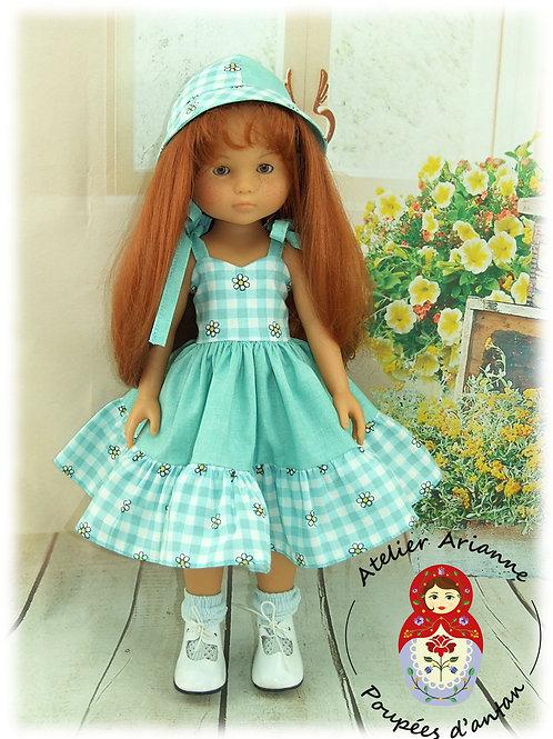 CECYLIA -Tenue pour poupée Chérie de Corolle