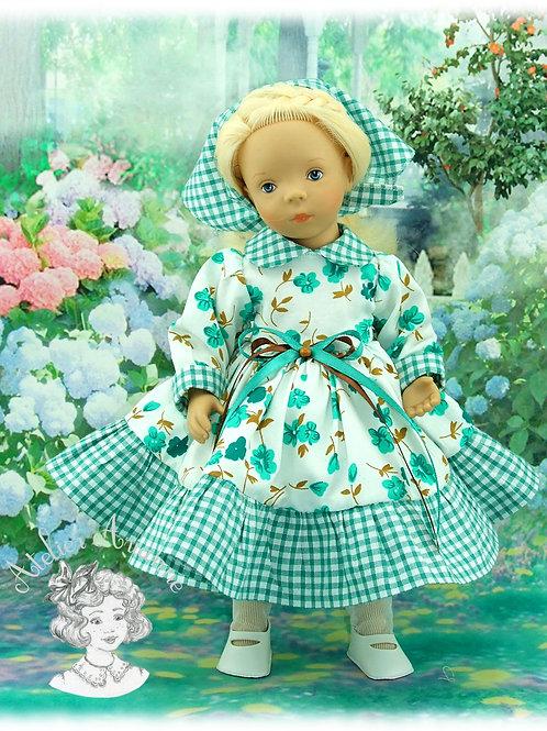 Lorrène-tenue pour poupée Minouche