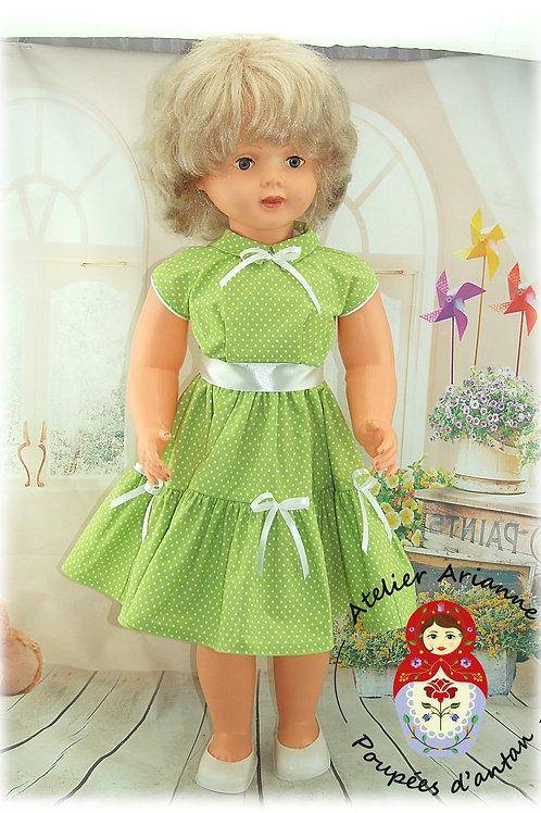 Valérie Tenue pour poupée 70 cm