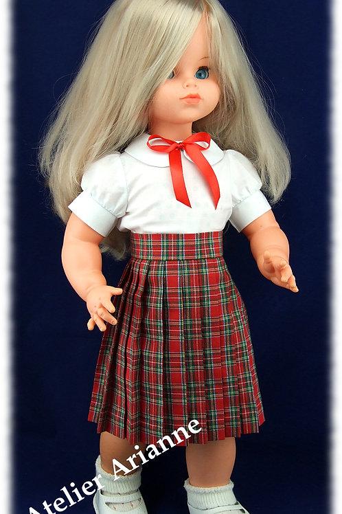 Tenue Mila pour poupée Nancy de Bella et autres poupées de 60 cm