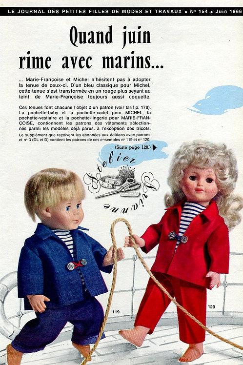 Page Modes et Travaux Juin 1966