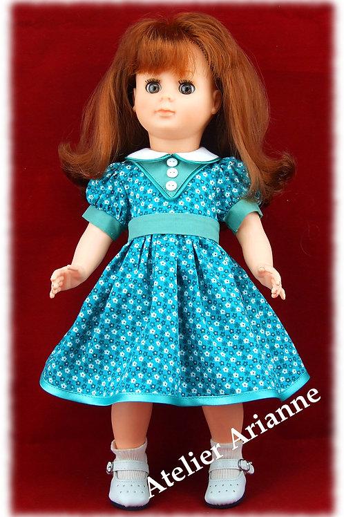 Tenue Rafaelle pour poupées Modes et Travaux