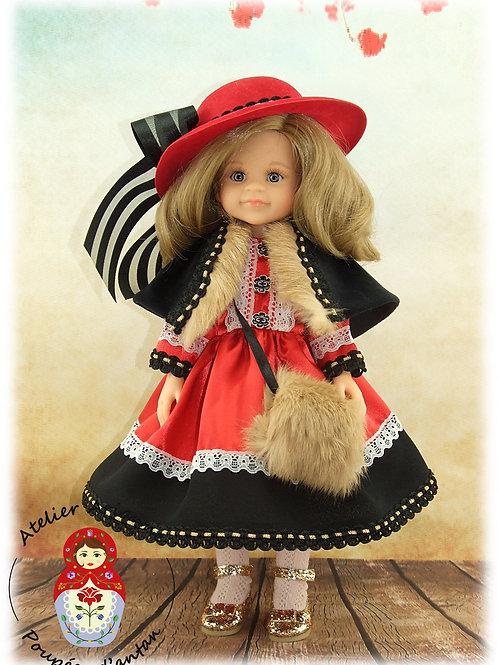 Emma pour poupée Paola Reina