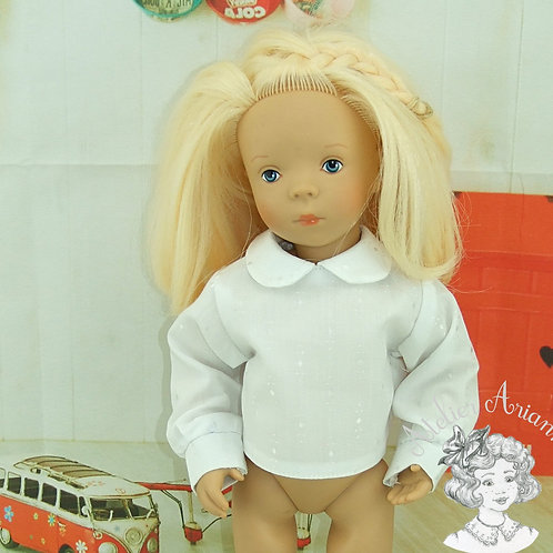 Chemise pour poupée Minouche de 33 cm