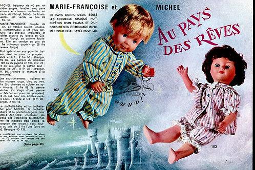 Page Modes et Travaux Décembre 1966