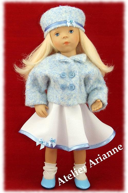 Tenue Lola pour poupée Minouche de 33 cm