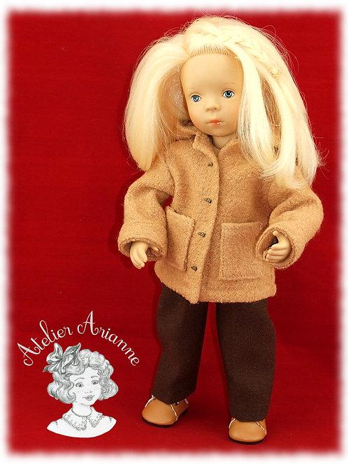 Ola - Tenue pour poupée Minouche