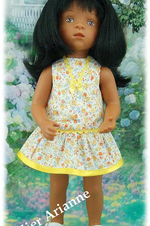 Tenue Eva pour poupées Corolle, Paola Reina, Bella, Minouche 30-33 cm