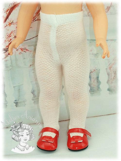 Nr 30 Collant en jersey pour poupées Modes et Travaux , Kattie de Raynal