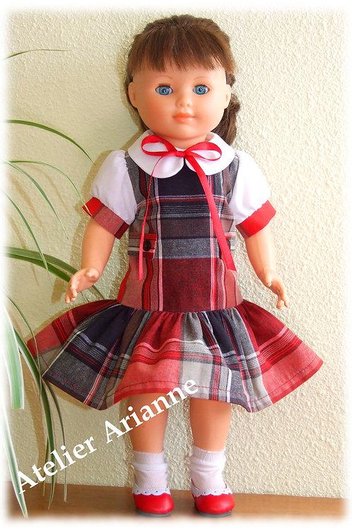 Tenue Marlene pour poupées Modes et Travaux Marie-Françoise, Louise