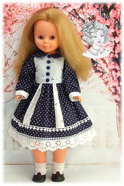 Loriane - Tenue pour poupée Vidal Rojas ou Nancy Famosa