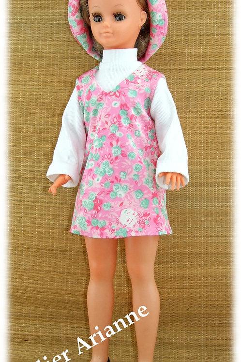 Tenue Barbara pour poupée Betsie de Bella