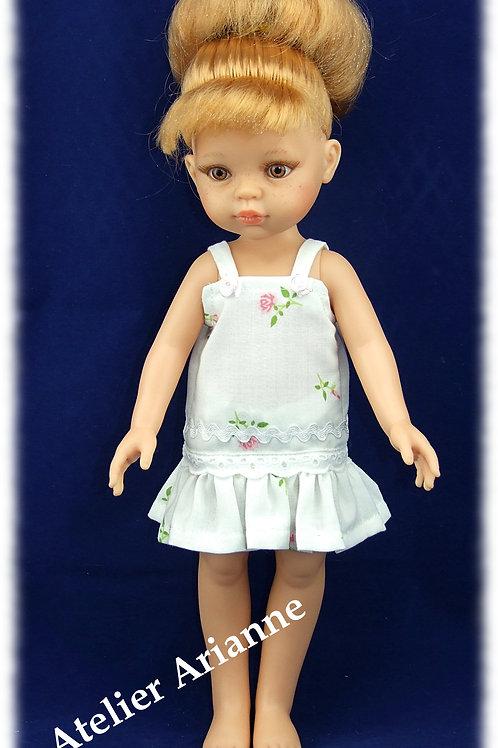 Tenue Clarysse pour poupées Corolle 33 cm et Las Amigas de Paola Reina