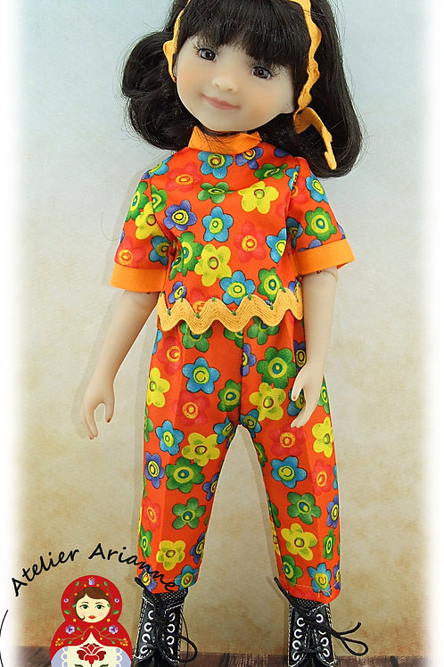 Renata Tenue pour poupée  Ruby Red