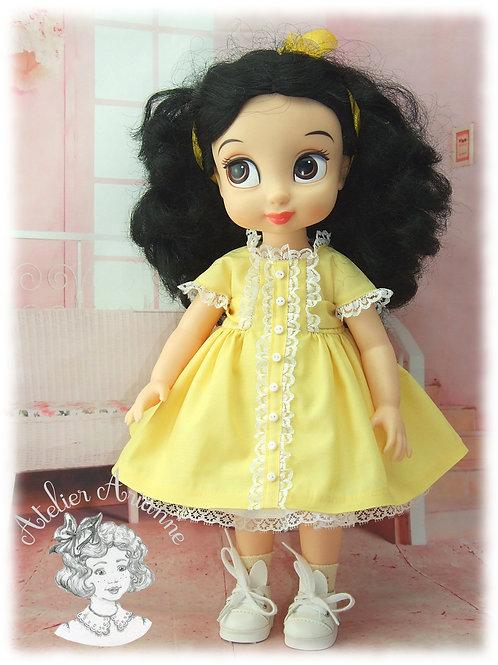 Tenue pour poupée Disney Animator 40 cm