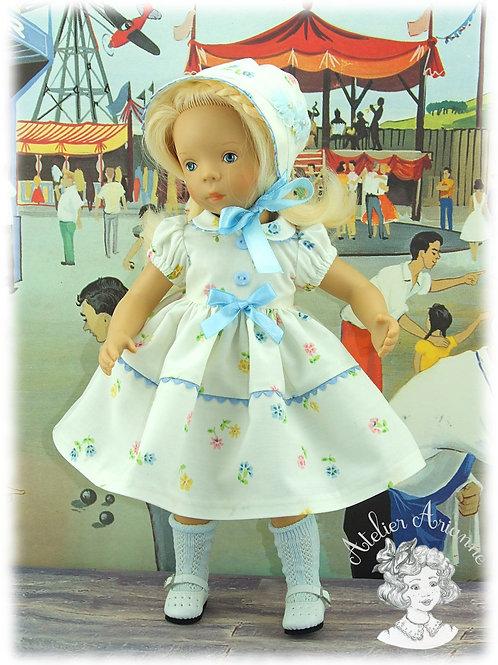 Tenue Mirella pour poupée Minouche 33 cm