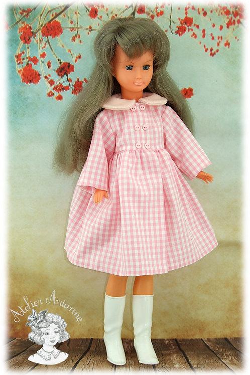 Katarina - Manteau pour poupée Dolly de GéGé