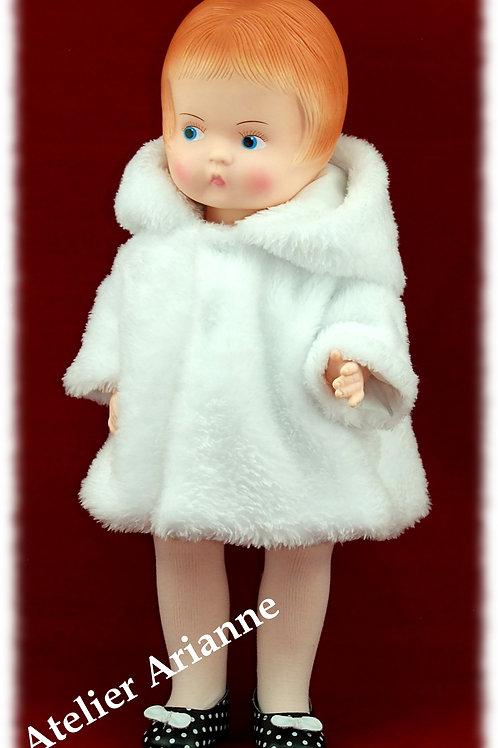 Agathe tenue pour poupée Patsy 36-37 cm, Nancy  Famosa 42 cm et autres 35-36 cm