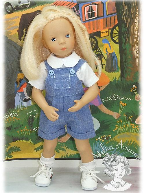 Piotr -Tenue pour poupée Minouche de Petitcollin (garçon)