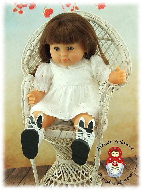 Reproduction de la tenue originale  pour poupée Stupsi 38 cm