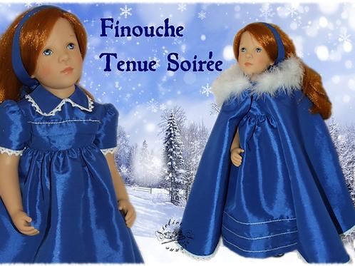 Tenue de soirée pour la poupée Finouche
