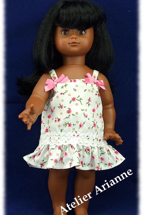 Tenue Clarysse pour poupée Emilie de Modes et Travaux