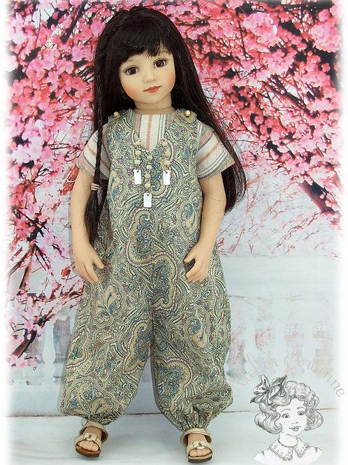 Miriame tenue pour poupée Maru
