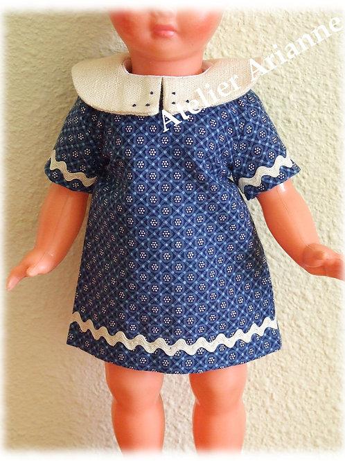 Tenue Anna pour poupée Loulotte
