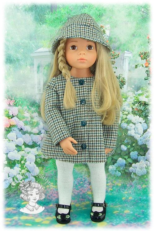 Mona - Tenue pour poupées American, Gotz et autres poupées de 50 cm