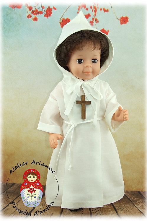 Mai 1983 Tenue pour poupée Jean-Michel Modes et Travaux