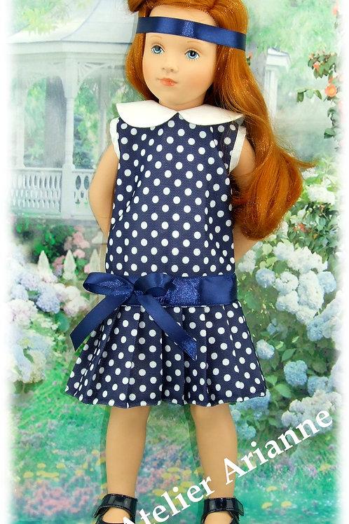 Tenue Hortense pour poupées Starlette 44 cm, Vidal Royas, Nancy Famosa 40 cm