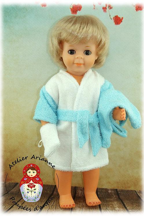 Janvier 1985 Tenue pour poupée Jean-Michel