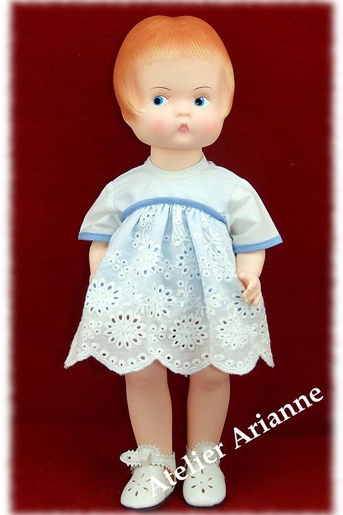 Reproduction Tenue Dalila pour poupée Bella