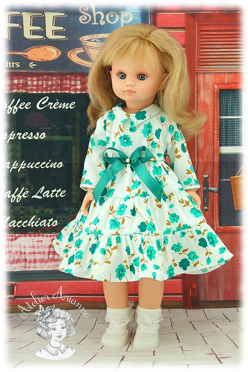 Tenue Xena pour poupées Vidal Rojas, Nancy Famosa et Fany Berbesa