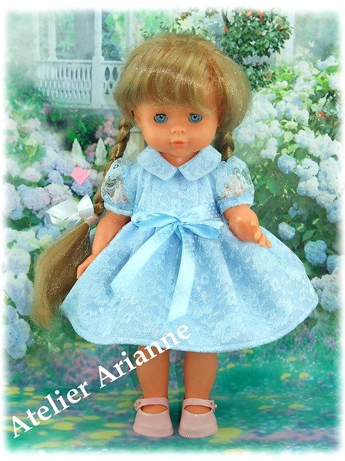 Tenue Florence pour poupées : Bella, Little Darling ,Chérie de Corolle