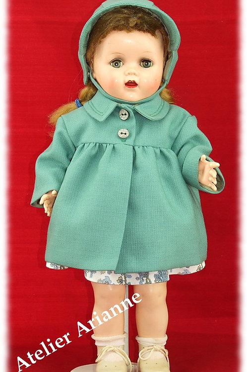 Repro Tenue Joanna pour poupée Saucy Walker 40 cm