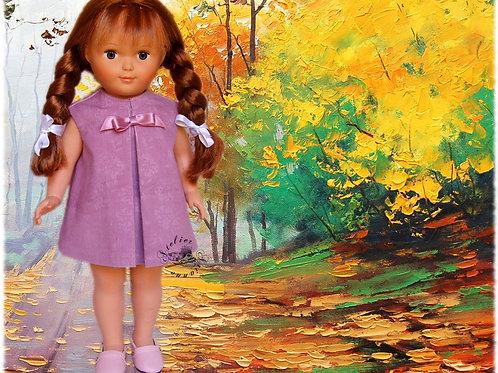 Tenue pour poupée MarieFrançoise Modes et Travaux Octobre 1965