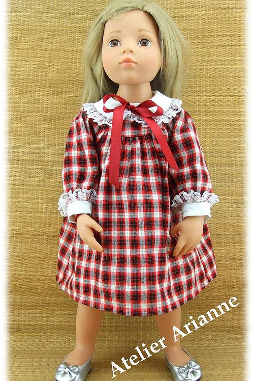 Tenue Elise pour poupée Gotz, corolle 42 cm , Maru, Kidz'n'cats  ou autres 42-50