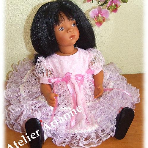 Tenue Eloise pour poupées  Baby Face