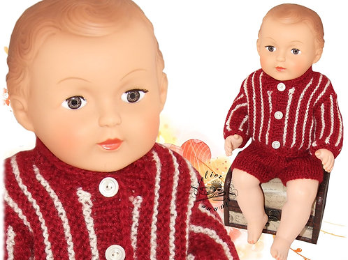 Ensemble pour Michel fait au tricot