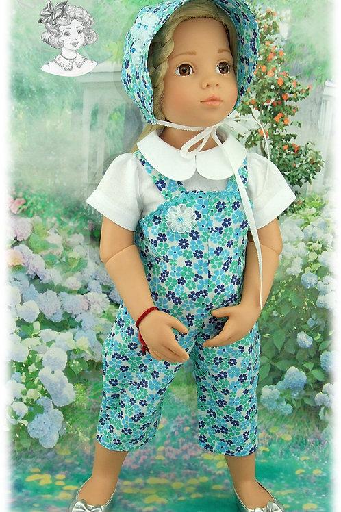 Tenue Luna pour poupées: Gotz, Maru, American Girl baigneur 40 cm, reborn 45 cm