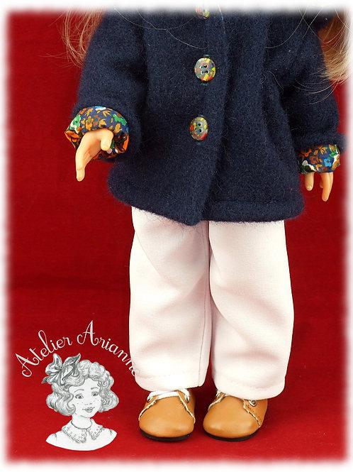 Pantalon pour poupée Corolle ou Minouche