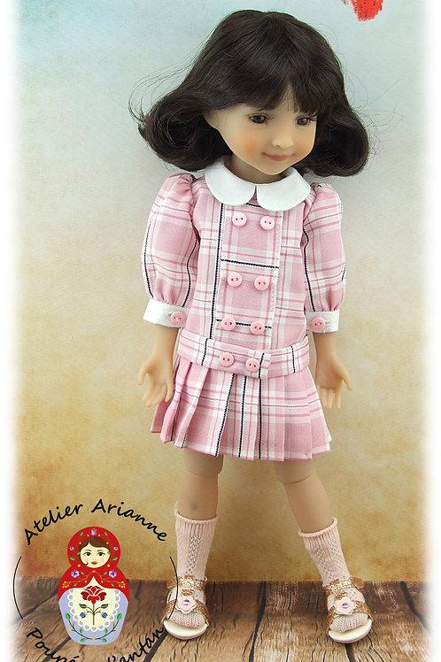 Anabelle - Tenue pour poupée Ruby Red, Minouche, Vidal
