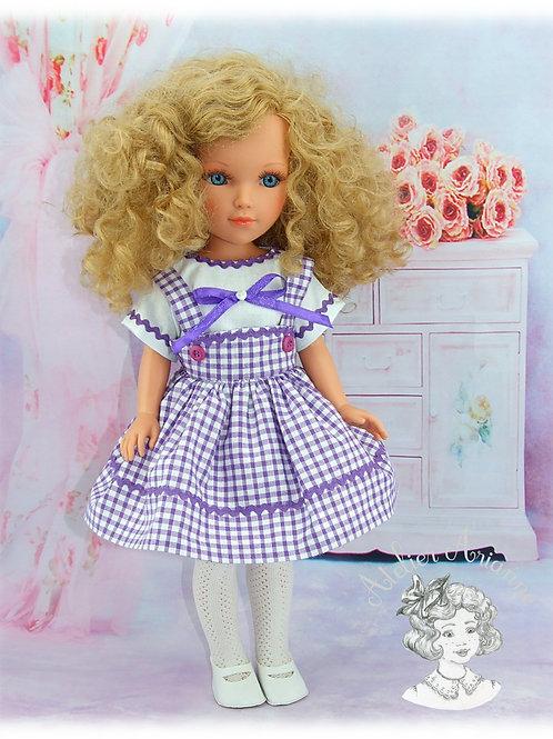 Tenue Zoé pour poupées Vidal Rojas , Nancy Famosa et Fany Berbesa